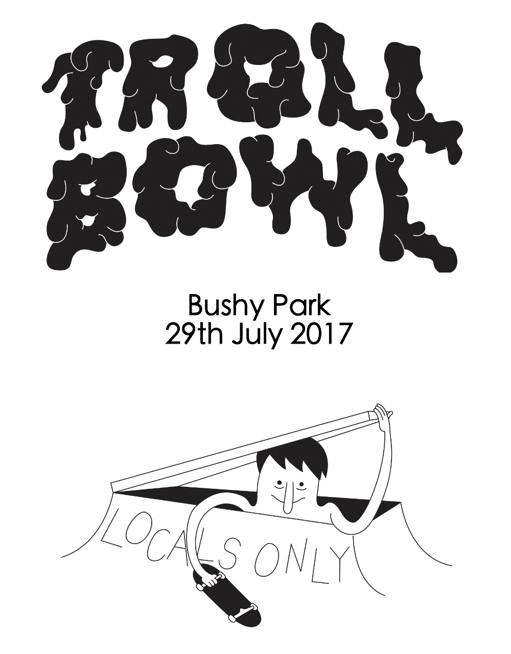 Troll Bowl poster