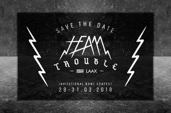 TEam Trouble Laax